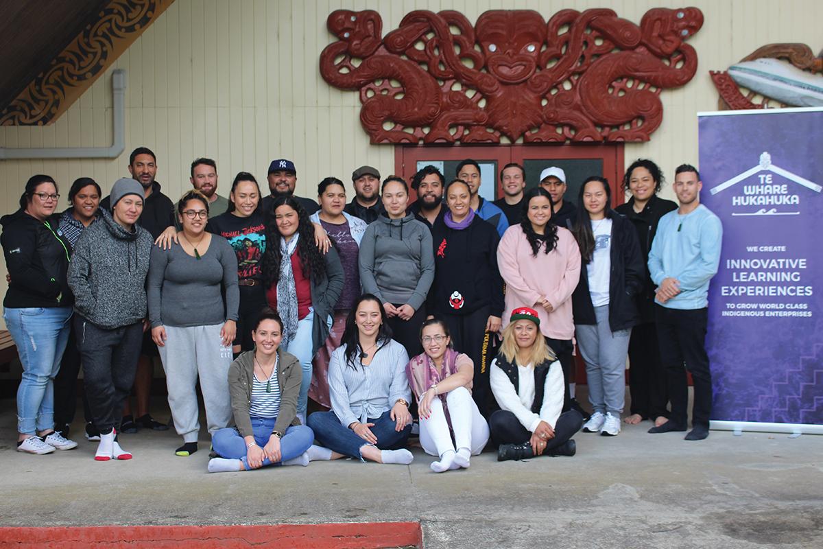 Te Whare Hukahuka o Tangaroa