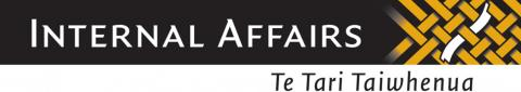 Department of Internal Affairs Logo
